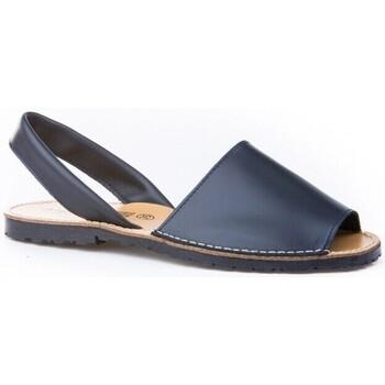 Scarpe Donna Sandali Avarca Cayetano Ortuño  Bleu