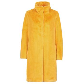 Abbigliamento Donna Cappotti S.Oliver 05-009-52 Giallo