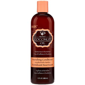 Bellezza Maschere &Balsamo Hask Monoi Coconut Oil Nourishing Conditioner  355 ml