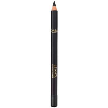 Bellezza Donna Matia per occhi L'oréal Le Khol Superliner 101-midnight Black