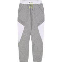 Abbigliamento Bambino Pantaloni da tuta BOSS J24664 Grigio