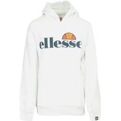 Abbigliamento Unisex bambino Felpe Ellesse Isobel Hoody Kids Bianco