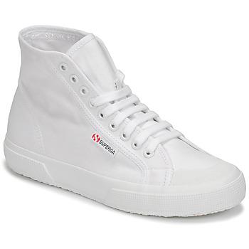 Scarpe Donna Sneakers alte Superga 2295 COTW Bianco