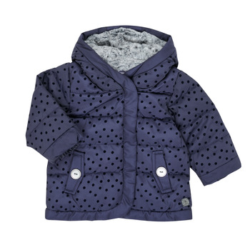Abbigliamento Bambina Piumini Absorba 9R42022-04-B Marine
