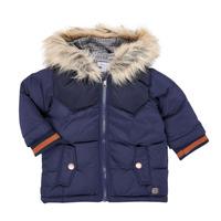 Abbigliamento Bambino Parka Absorba 9R42062-04-B Marine