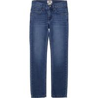 Abbigliamento Bambino Jeans slim Timberland T24B15 Blu