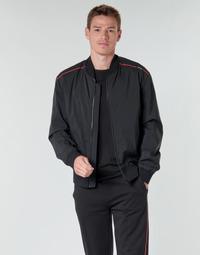 Abbigliamento Uomo Giubbotti HUGO BRUCE2031 Nero