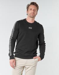 Abbigliamento Uomo Felpe HUGO DOBY203 Nero
