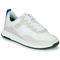Scarpe Uomo Sneakers basse BOSS TITANIM RUNN LTMX Bianco