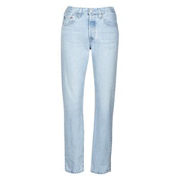 Abbigliamento Donna Jeans boyfriend Levi's 501 CROP Luxor / Ra