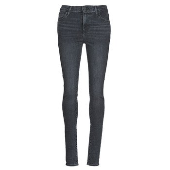 Abbigliamento Donna Jeans skynny Levi's 720 HIGH RISE SUPER SKINNY Smoked