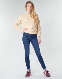 Abbigliamento Donna Jeans skynny Levi's 721 HIGH RISE SKINNY Blu