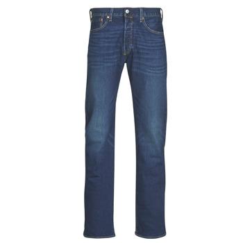 Abbigliamento Uomo Jeans dritti Levi's 501 Levi's ORIGINAL FIT Blu