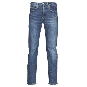 Abbigliamento Uomo Jeans dritti Levi's 502 REGULAR TAPER Rosso / Moss