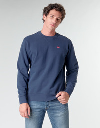 Abbigliamento Uomo Felpe Levi's NEW ORIGINAL CREW Blu