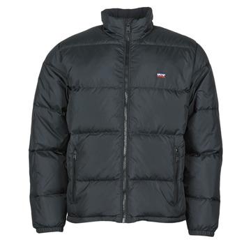 Abbigliamento Uomo Piumini Levi's FILLMORE SHORT JACKET Jet / Black
