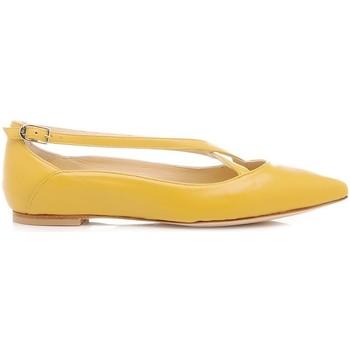 Scarpe Donna Derby & Richelieu L'arianna Scarpe Basse Donna Siviglia Giallo BL1218 giallo