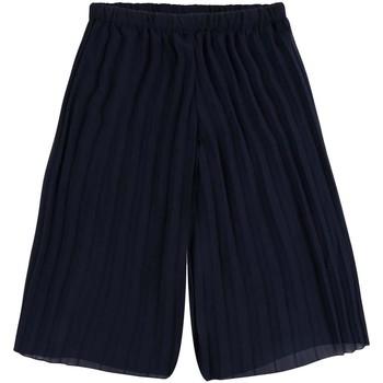 Abbigliamento Bambina Shorts / Bermuda Mayoral Kids Falda pantalon blu marino