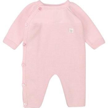 Abbigliamento Bambina Tuta jumpsuit / Salopette Carrément Beau Y94184 Rosa