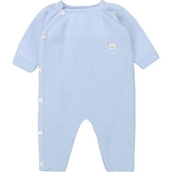 Abbigliamento Bambino Tuta jumpsuit / Salopette Carrément Beau Y94185 Blu