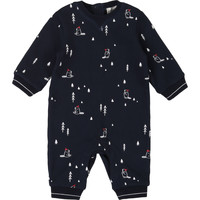 Abbigliamento Bambino Tuta jumpsuit / Salopette Carrément Beau Y94187 Blu