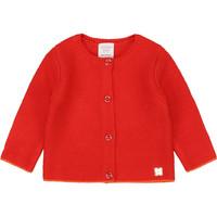 Abbigliamento Bambina Gilet / Cardigan Carrément Beau Y95225 Rosa