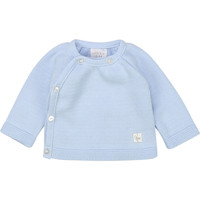 Abbigliamento Bambino T-shirts a maniche lunghe Carrément Beau Y95232 Blu