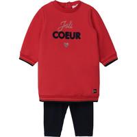 Abbigliamento Bambina Completo Carrément Beau Y98082 Multicolore