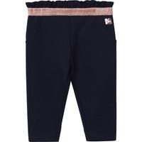 Abbigliamento Bambina Pantaloni 5 tasche Carrément Beau Y94194 Blu
