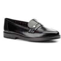 Scarpe Uomo Mocassini Iberico Shoes  Noir