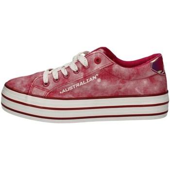 Scarpe Donna Sneakers basse Australian AU855 ROSA