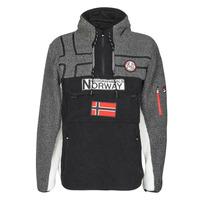 Abbigliamento Uomo Felpe in pile Geographical Norway RIAKOLO Nero