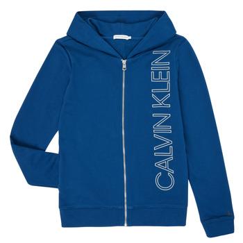 Abbigliamento Bambino Felpe Calvin Klein Jeans IB0IB00668-C5G Blu
