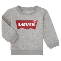 Abbigliamento Bambino Felpe Levi's BATWING CREW Grigio