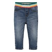Abbigliamento Bambina Jeans skynny Levi's PULLON RAINBOW SKINNY JEAN Napoleon