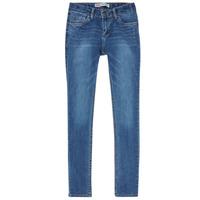 Abbigliamento Bambino Jeans skynny Levi's SKINNY TAPER JEANS Blu