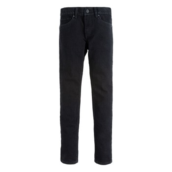 Abbigliamento Bambino Jeans skynny Levi's 510 SKINNY FIT JEAN Nero