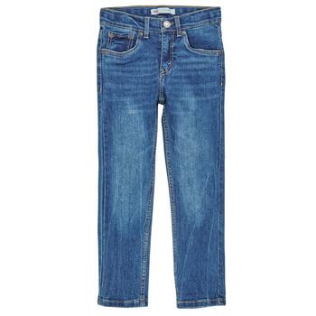 Abbigliamento Bambino Jeans skynny Levi's 510 SKINNY FIT COZY JEAN Aerosmith