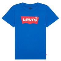 Abbigliamento Bambino T-shirt maniche corte Levi's BATWING TEE Blu
