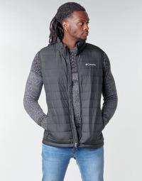 Abbigliamento Uomo Piumini Columbia POWDER LITE VEST Nero