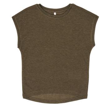 Abbigliamento Bambina T-shirt maniche corte Only KONSILVERY Nero