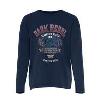 Abbigliamento Bambina T-shirt maniche corte Only KONLUCY LIFE Marine