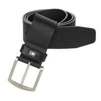 Accessori Uomo Cinture Tommy Hilfiger NEW DENTON BELT 4.0 Nero
