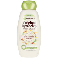 Bellezza Shampoo Garnier Original Remedies Champú Leche Almendras  300 ml