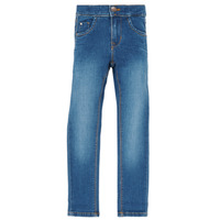 Abbigliamento Bambina Jeans slim Name it NKFPOLLY Blu / Medium