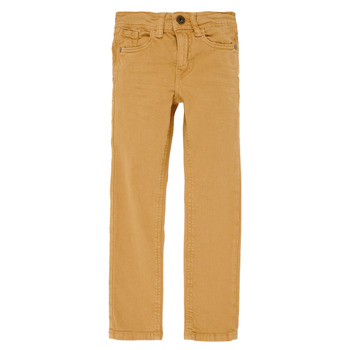 Abbigliamento Bambino Jeans slim Name it NKMTHEO Camel