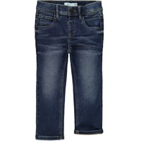 Abbigliamento Bambino Jeans slim Name it NMFRANDI Blu / Medium