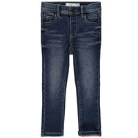 Abbigliamento Bambina Jeans slim Name it NMFPOLLY Blu