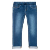 Abbigliamento Bambino Jeans slim Name it NMMROBIN Blu