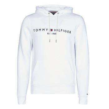 Abbigliamento Uomo Felpe Tommy Hilfiger TOMMY LOGO HOODY Bianco
